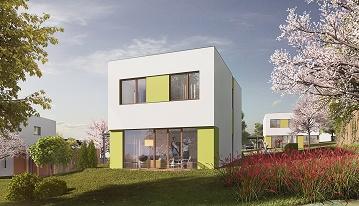 Solitérní domy