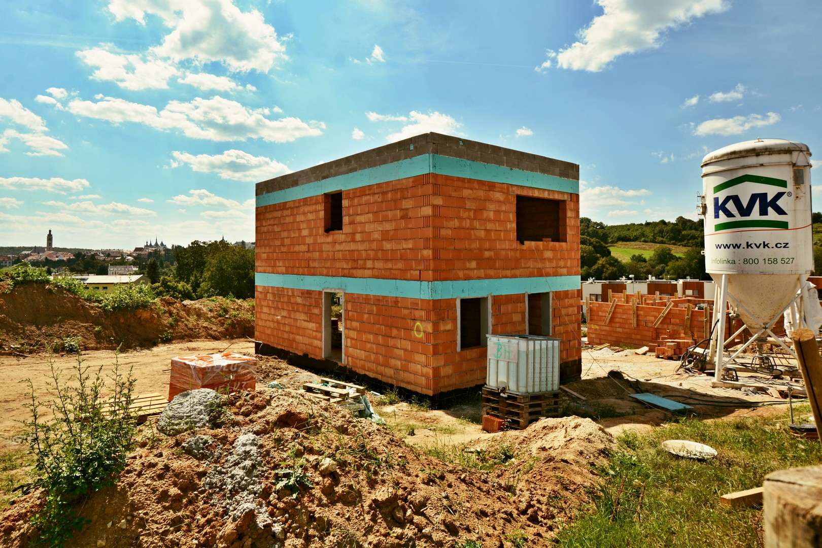 News from construction - 23rd August 2016