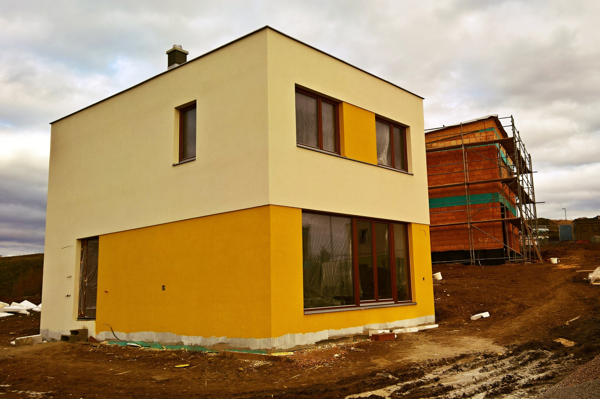 News from construction - 23.11.2016